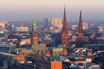 Hamburg. Photo: Jan Ciglbauer.